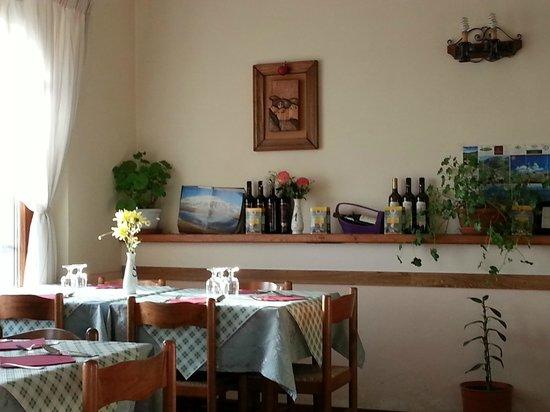 Albergo Ristorante Bar Sibilla : locale