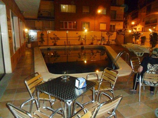 Hotel Brasil: piscina