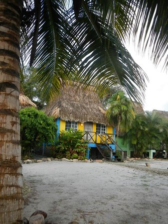 The Inn at Corozal Bay: We felt like we were on an episode of survivor.