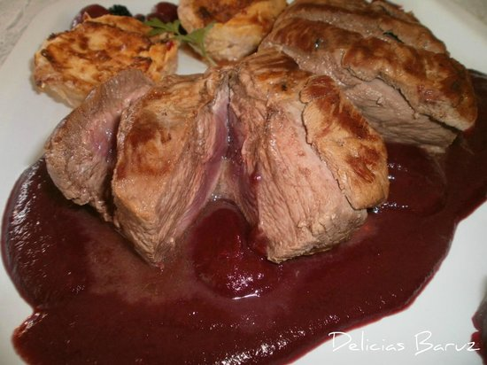 Restaurante Vives: carne