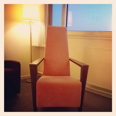 Quality Airport Hotel Dan: Furniture
