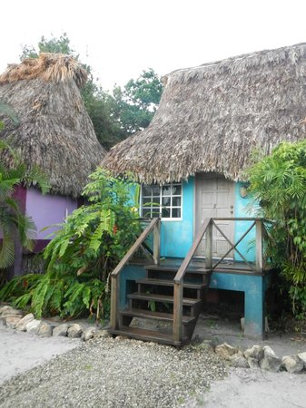 The Inn at Corozal Bay : We enjoyed the atmosphere of the cabana community