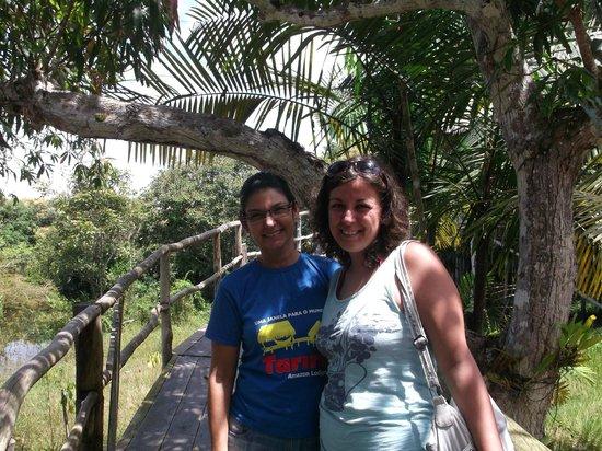 Tariri Amazon Lodge : Great host