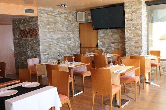 Restaurante Vives : comedor