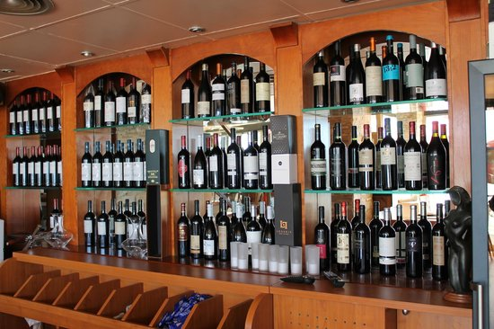 Restaurante Vives: bodega