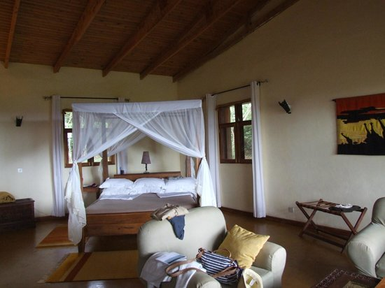 Ngorongoro Farm House, Tanganyika Wilderness Camps: bedroom