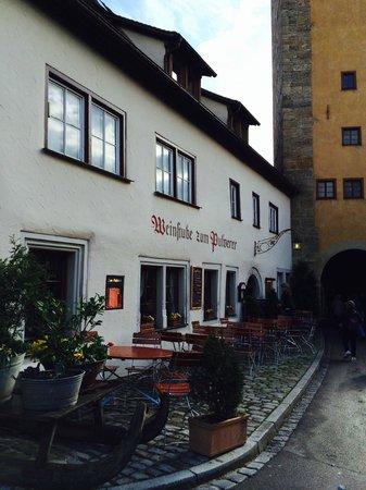 Hotel Gerberhaus: Front of hotel