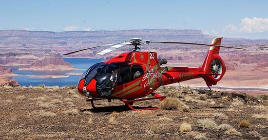 Grand Canyon Helicopters - Page/Lake Powell