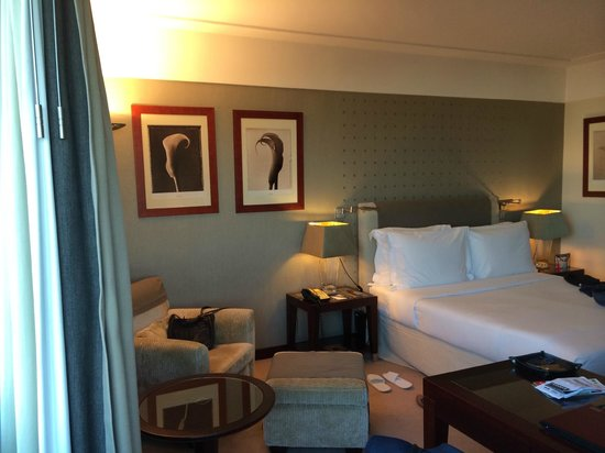 InterContinental Lisbon: Chambre
