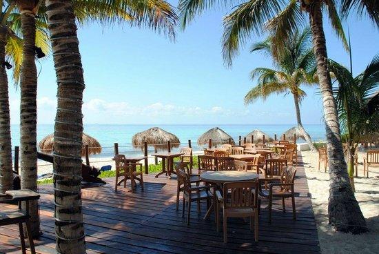 Petit Lafitte: pranzi in riva al mare