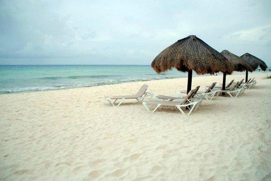 Petit Lafitte: spiaggia