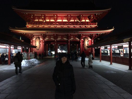 Asakusa Shrine: Hermoso