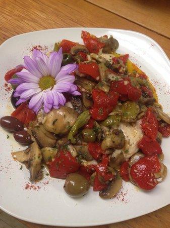 Finelli's Italian Villa : Chicken Campobasso!!!