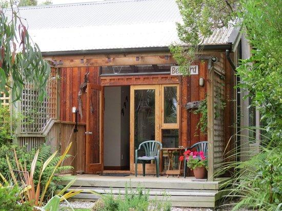 Fantail Lodge: facade