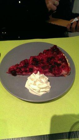 Kez: Tarte aux fruits rouges
