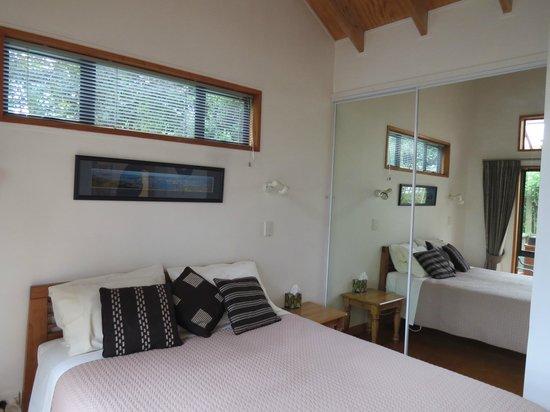 Fantail Lodge : Bedroom
