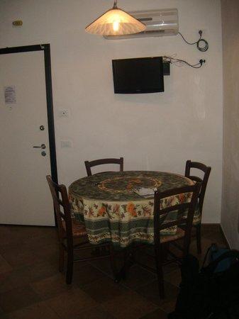 Eden Park Resort: salle a manger