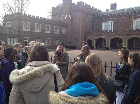 SANDEMANs NEW Europe - London: New London Walking Tour