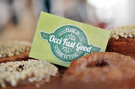 Occi'Fast Good : Carte de visite
