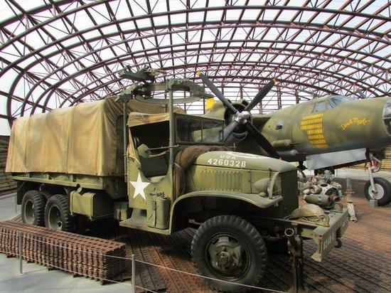 Utah Beach D-Day Museum: Musée du Débarquement