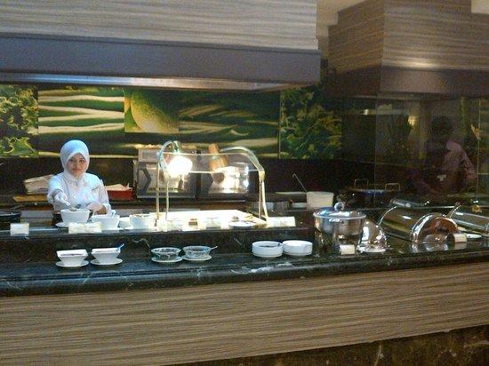 Sunway Putra Hotel : Breakfast