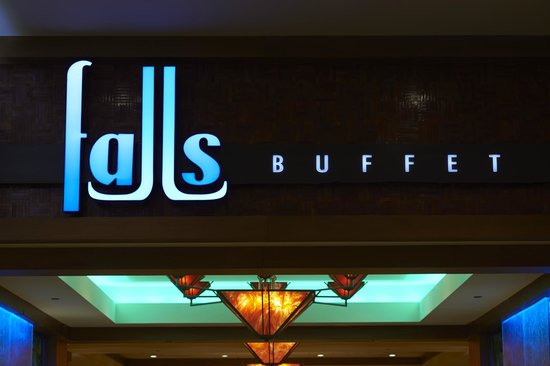 Falls Buffet at Snoqualmie Casino: Entrance