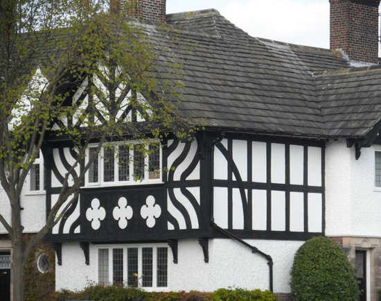 Port Sunlight Museum: One of the many houses