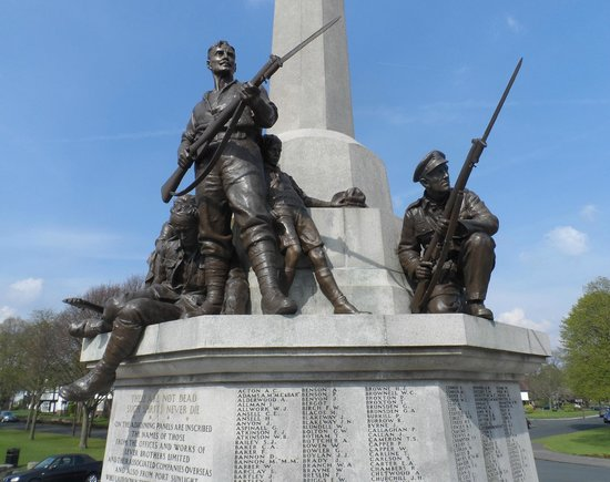 Port Sunlight Museum: War Memorial