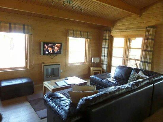 Dacre Lakeside Park: Lodge 12a, slept 6
