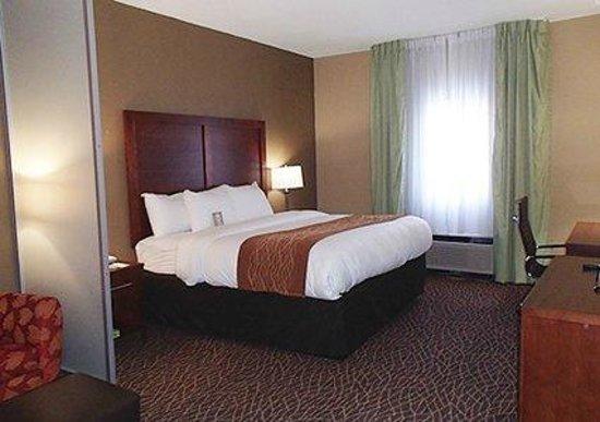 Comfort Inn Amp Suites Kannapolis Concord Bewertungen