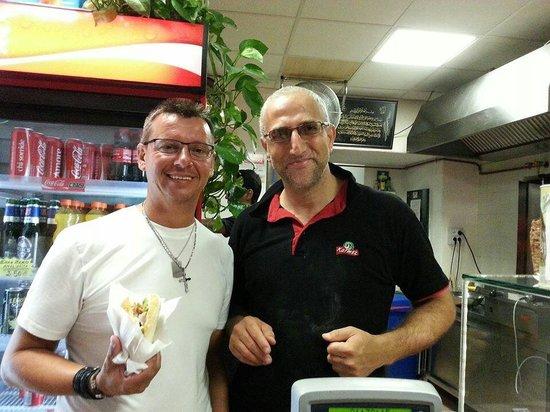 Kebab di cannobio: Immer sehr lecker und frisch