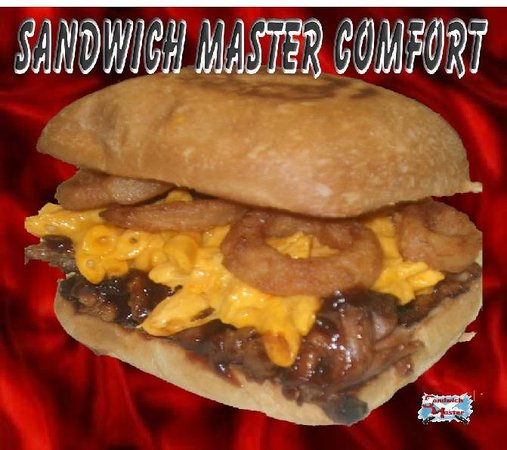 Sandwich Master Plus: The next sandwich I want to try!