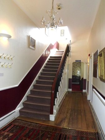 Five Rise Locks Hotel: I want these stairs