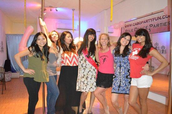 Cabo Party Fun: Priya's Cabo Bachelorette Party