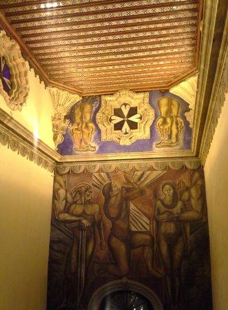 Sopa de tortilla picture of sanborns de los azulejos for Sanborns de los azulejos mexico city