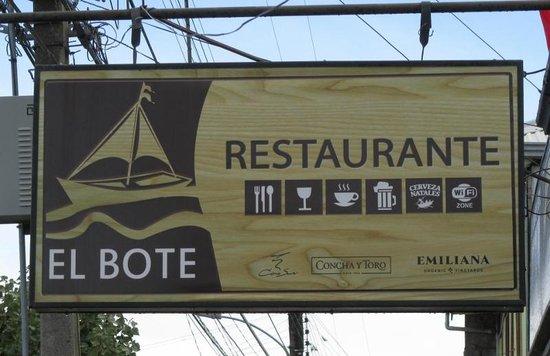 Restaurante El Bote, Pto. Natales