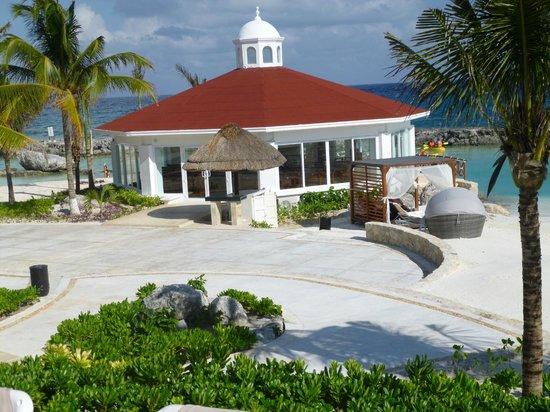 Hard Rock Hotel Riviera Maya : Vista desde la habitacion