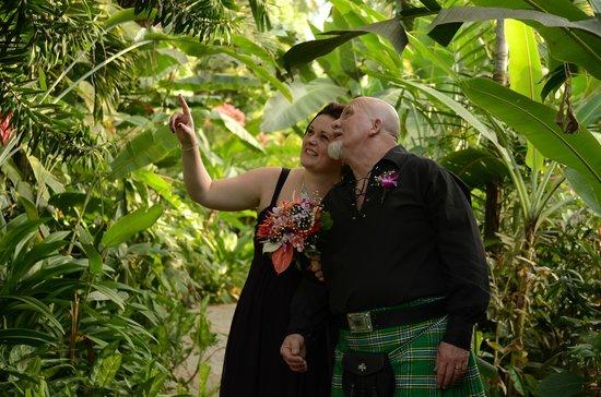 Rendezvous Resort: after the wedding in the garden