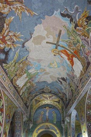 Saint Petka's Chapel : wonderful mosaics
