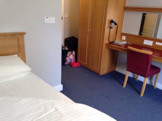 Brathay Hall: Single room