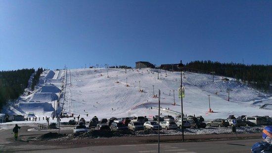 Levi Ski Resort: Levi lifts 1-3
