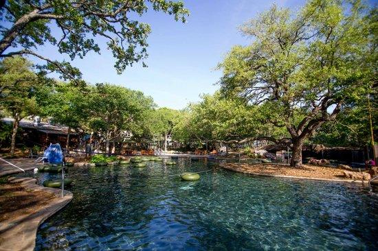 Hyatt Regency Hill Country Resort and Spa: The scenery