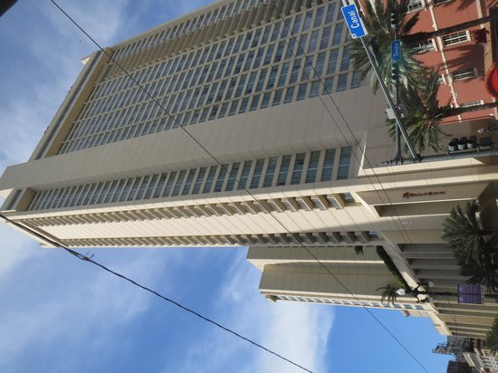 New Orleans Marriott: Hotel