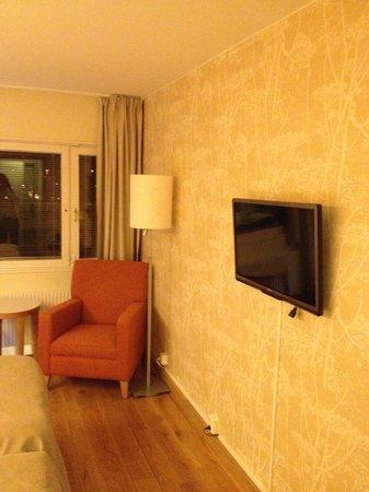 Scandic CH : Riktigt fint rum