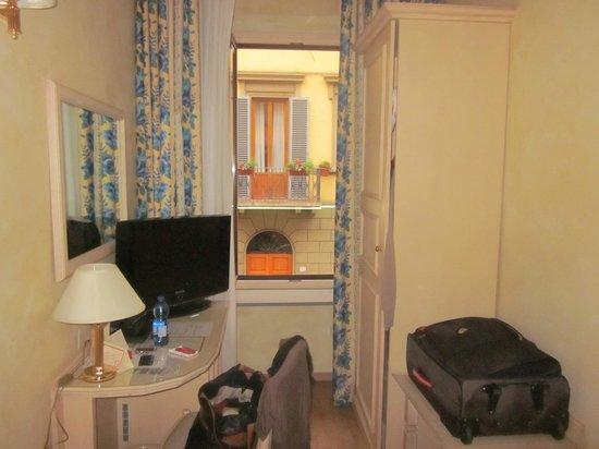 Hotel Alba Palace : Одноместный номер