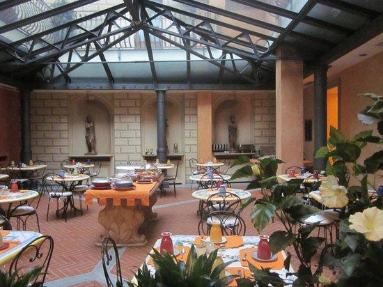 Hotel Alba Palace : Зал для завтраков