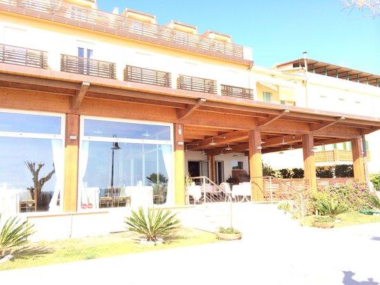 Hotel Miramare: الفندق من الخارج