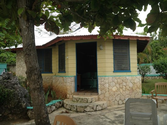 Xtabi Resort: cottage 5