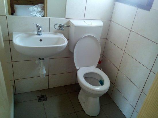Hostel BazArt: Bathroom