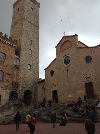 San Gimignano Bell Tower: torre